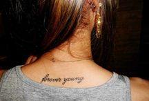 tattoos / by Charlie Farver
