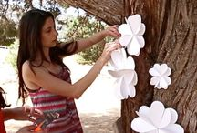 decoração de papel