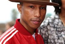 Crushing on Pharrell