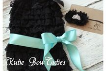 Breakfast at Tiffany's Themed First Birthday Party
