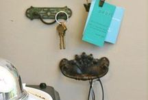 Věšáky na klíče