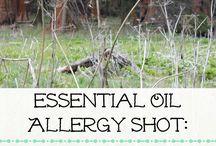 Just a drop.. / Essential Oils / by Angela Baggett