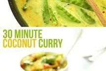 coconut curry 30 minutes