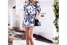 Fashion summer look 2014