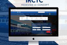 IRCTC UI Redesign