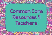 Common Core Resources 4 Teachers / This is a collaborative board for teachers to pin common core resources that they've found useful.  If you want to be added to the board please email me at luv2harp at gmail dot com.  The rules are that you list the CCSS in the description and that for every $ product you pin a free product, resource, web site, etc.