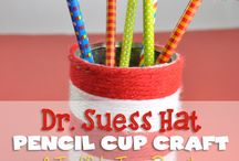 dr suess day / by Katie Leseman