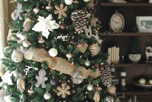 Christmas tree & decoration