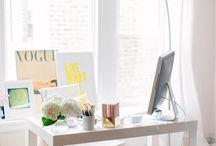 Office Space / by Rachel VanderWiel