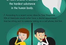 Dental Tips, Tricks, Hacks & Facts