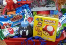 Easter Baskets / Themed Easter Baskets for kids