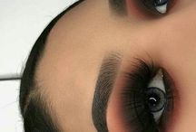 €ye brows