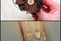Crafts I Want To Try / by Nicole Reeve