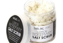 Salt Scrubs / Salt Scrubs are an excellent way to exfoliate, promote better circulation and improve skin texture. These scrubs are generally more abrasive than sugar scrubs, but have many healing and antiseptic properties that will kill bacteria and reduce inflammation.  All of our salt scrubs are made with the finest ingredients to ensure that you are left with healthy and smooth skin.