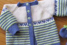 svetříky pro miminka