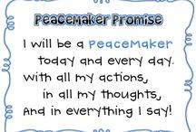 Peace....in prayer