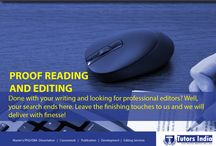 Editing and Proofreading / Are you looking for academic & Research editing, transcription, translation, peer review and pre-submission help? Well, your search ends here.