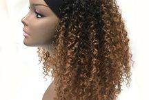 Half Wigs