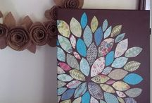 Crafts: Wall Decor / A collection of the best wall decor crafts.