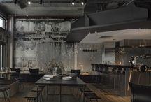 Restaurant & Bar Interiors