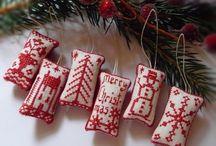 Minitures Christmas