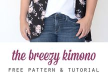 Sewing: Free patterns and tutorials for ladies / A collection of free patterns and tutorials for ladies dressmaking