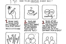 How to be creative :)