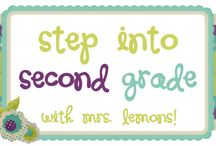 Second grade blogs