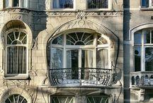 Balcony's