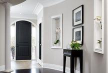 Entrance & Hallways