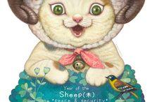Art - Illustrations -Cat