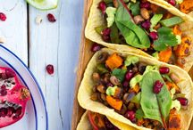 Mexican / Healthy Mexican and Mexican-Inspired Recipes. Plenty of Mexican fusion options here!