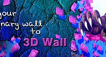 3D Wall Paintings