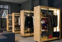 Retail interiors