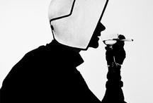 Black & White / by Cherie Thorn