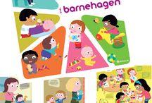 Barnehagestart - skolestart! / Oppstart - ta vare på minnene!