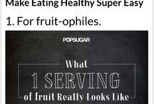 Food / Food ideas