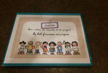 Cahiers de réussites bilingues