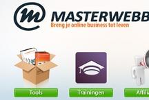 Masterwebber in 1 board / by Masterwebber Online