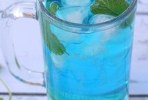 Blue /Green Cocktails