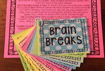 preschool brain break