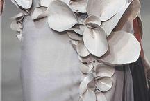 Textilní aplikace, textury