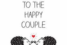 Felicitaties huwelijk