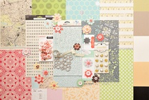 Inspired By- Scrapbook Kits / Beautiful kits-use for Stash Kit inspiration!