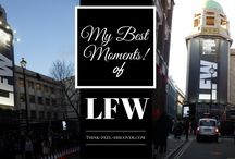 LONDON FASHION WEEK (LFW) FEBRUARY 2016 - DAILY ! / How could be Fashion Editor best moments in London Fashion Week (LFW)?  My best moments of London Fashion Week (LFW) FEBRUARY 2016 #LFW #AW16 #Fashion #FashionBlogger #FashionDiaries #Designers #FashionStyle #pinterest