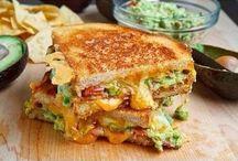 Super tasting sandwiches