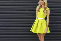 dress / by Leslie Cruz-Melliza
