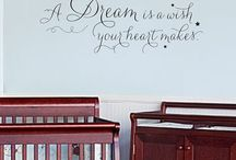 Kenzleighs room ideas  / by Jessica Smith