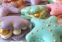 Decorating Macarons