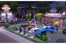 Sims build